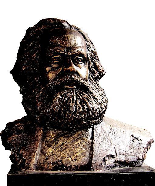 马克思-新闻动态-南京先登雕塑公司