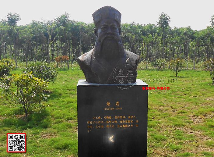 世界名人肖像雕塑南京雕塑厂(学校雕塑成功案例)弗兰西斯.