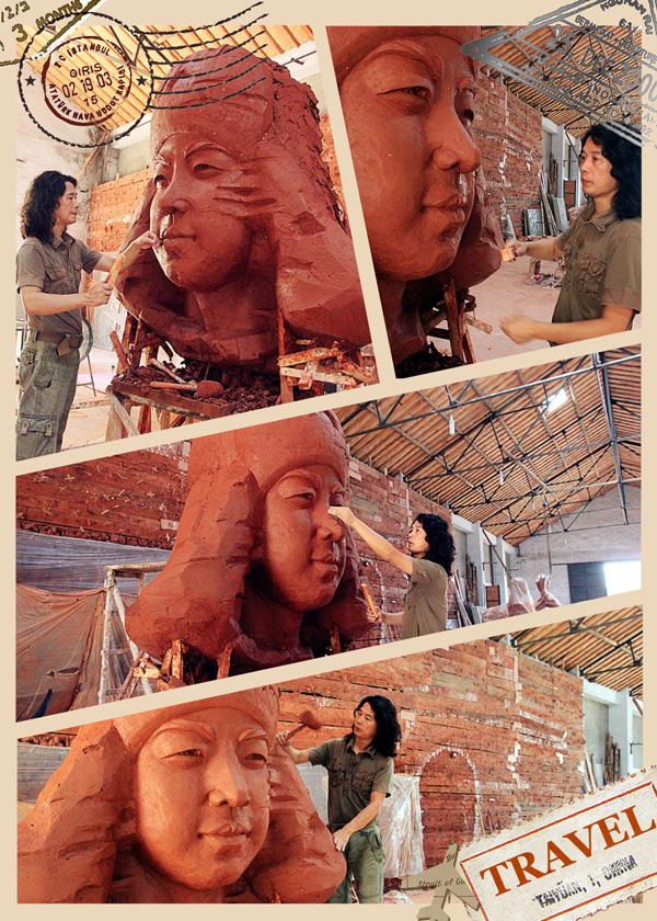 雷锋人像雕塑-企业新闻-南京先登雕塑公司